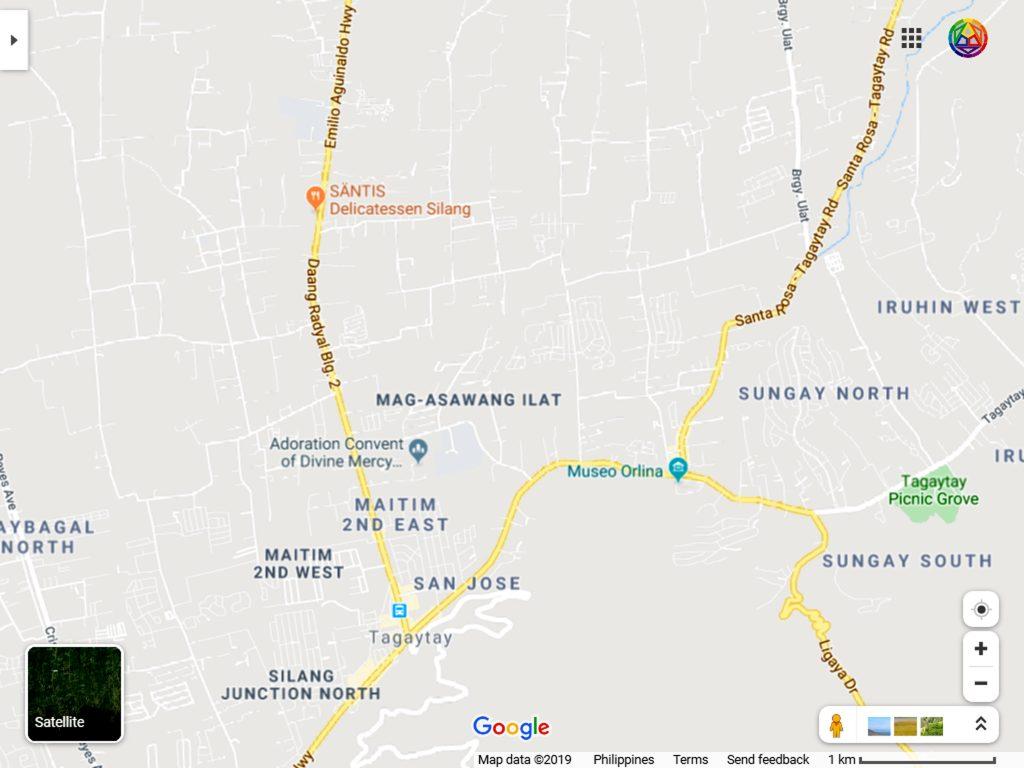 Buho-map