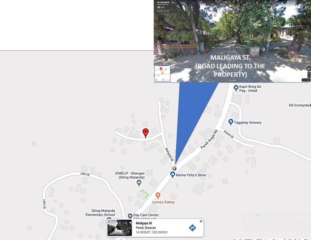 maligaya street Matandang Sili Pandi Bulacan
